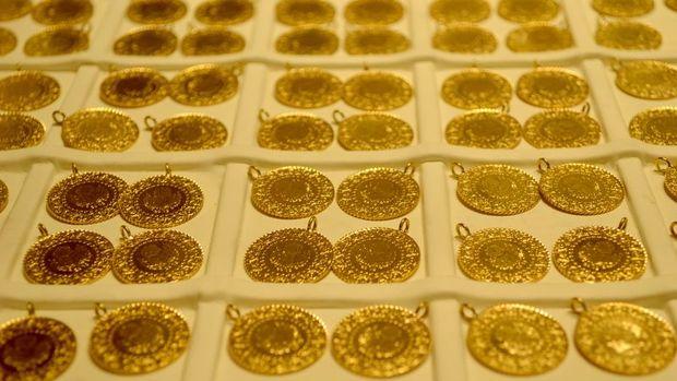 Gram altın 293 lira seviyelerinde
