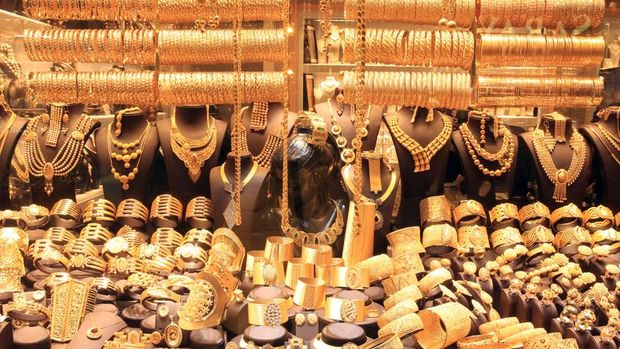 Kapalıçarşı'da altının kapanış fiyatları (17.01.2020)