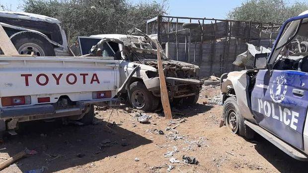 Somali'de bombalı saldırıda 4 Türk yaralandı
