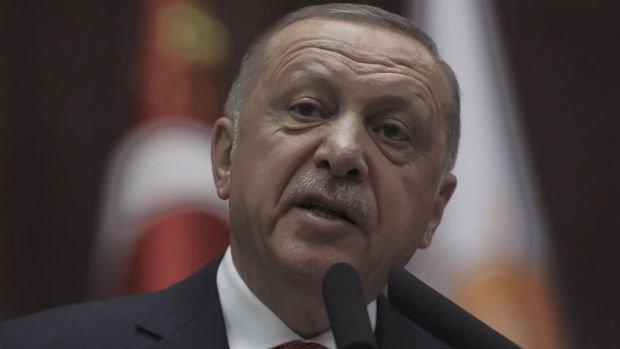 Erdoğan, Almanya'ya hareketinden önce basın toplantısı düzenledi