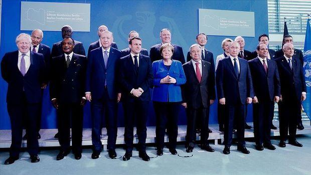 Liderler, Libya'da çatışmalara son verilmesi çağrısı yaptı