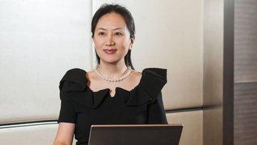 "Huawei yöneticisi Vancou'nun ""ABD'ye iade"" davası Vancouv..."