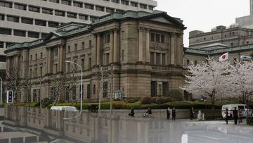 BOJ faizi değiştirmedi, 2020 büyüme beklentisini yükseltti