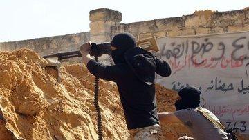 Hafter milislerinin başkent çevresinde ateşkes ihlali dev...