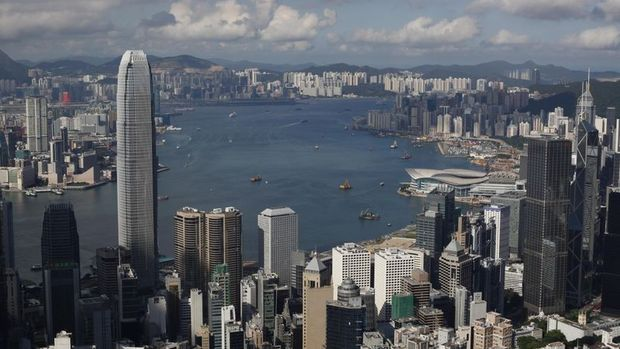Hong Kong'daki Çin hisselerine sert satış geldi