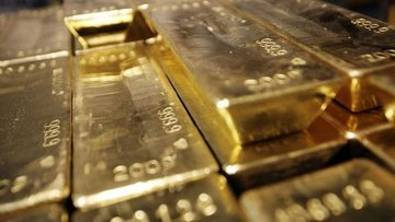 Altın IMF'in küresel büyüme tahminini düşürmesi ile yükseldi