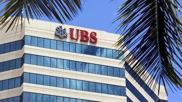 UBS karlılık tahminlerini aşağı çekti, hisseler sert düştü