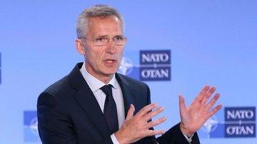 NATO/Stoltenberg: Türkiye olmadan başarı sağlayamazdık