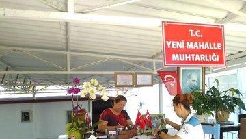 Türkiye'de 50 bin muhtar görev yapıyor