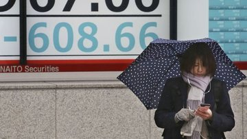 Asya borsaları 'virüs' endişesiyle geriledi, Çin'de kayıp...