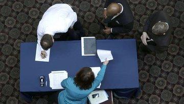ABD'de işsizlik maaşı başvuruları beklentinin altında
