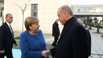 Cumhurbaşkanı Erdoğan: Libya'daki krizi bitirmek en büyük...