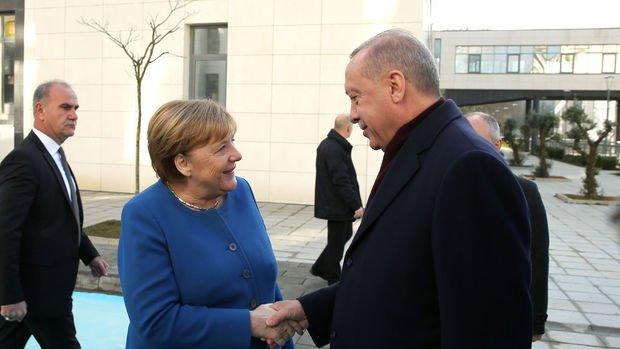 Cumhurbaşkanı Erdoğan: Libya'daki krizi bitirmek en büyük hedefimiz