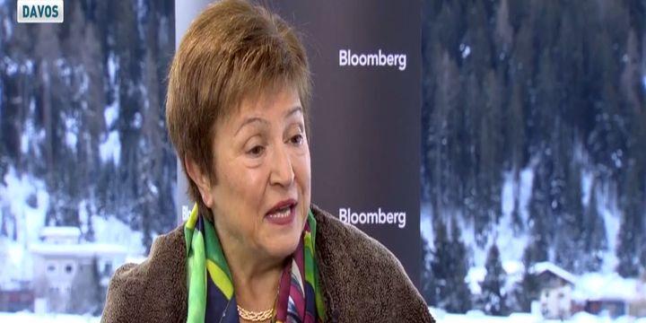 IMF Başkanı Georgieva: Artık para politikası tek kurtarıcı değil