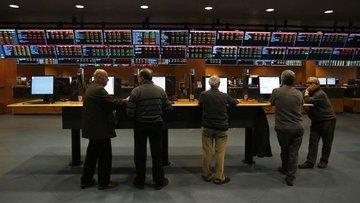 Avrupa borsaları haftanın son işlem gününü yükselişle kap...