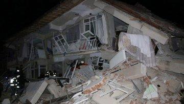 Elazığ'da 6.5 büyüklüğünde deprem