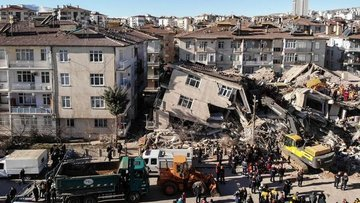 İTO, TOBB ve TESK'ten Elazığ depremi mesajları
