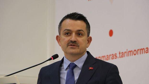 Pakdemirli: Elazığ ve Malatya'daki üreticilerin tarımsal destekleri bugün ödenecek
