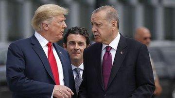 Cumhurbaşkanı Erdoğan ile ABD Başkanı Trump Libya ve İdli...