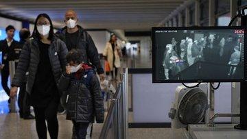 """ABD'den Çin'e gidecek vatandaşlarına """"koronavirüs"""" uyarısı"""