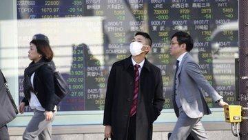 "Japonya hisselerinde hedge maliyetleri ""virüs endişesi"" i..."