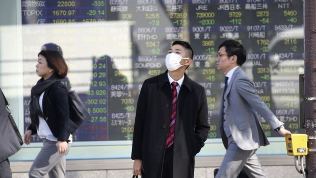 """Japonya hisselerinde hedge maliyetleri """"virüs endişesi"""" ile artıyor"""