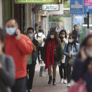 ÇİN HONG KONG'A BİREYSEL ZİYARETÇİLERİN GİRİŞİNİ DURDURUYOR