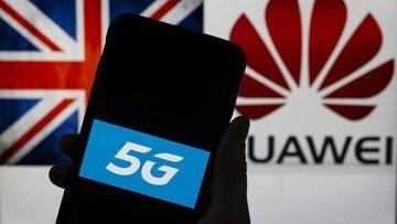 İngiltere Huawei'nin 5G ağı kurmasına izin verecek