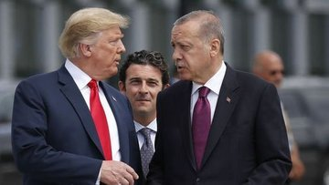 Erdoğan ile Trump Libya ve İdlib'i görüştü