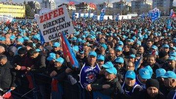 Türk Metal Sendikası ile MESS, metal işçisinin zam oranın...