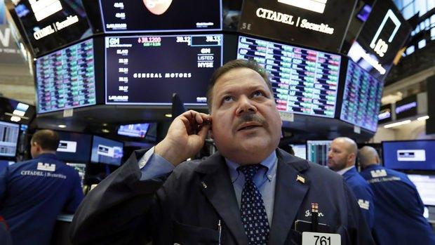 Küresel Piyasalar: Hisseler ve tahvil faizleri geriledi