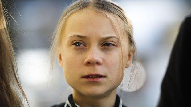 Greta Thunberg isminin ve 'Gelecek için Cuma Günleri