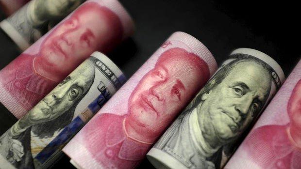 """Offshore yuan """"virüs endişesi"""" ile dolar karşısında 7 seviyesini aştı"""