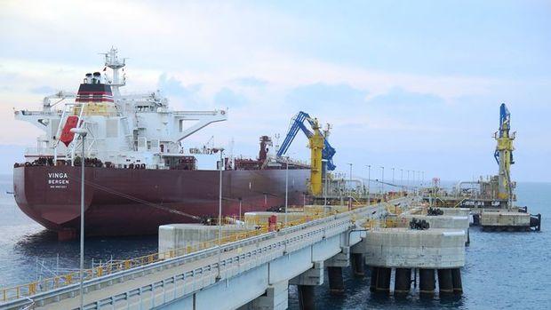 Enerji ithalatı faturası Aralık'ta yüzde 7,4 azaldı