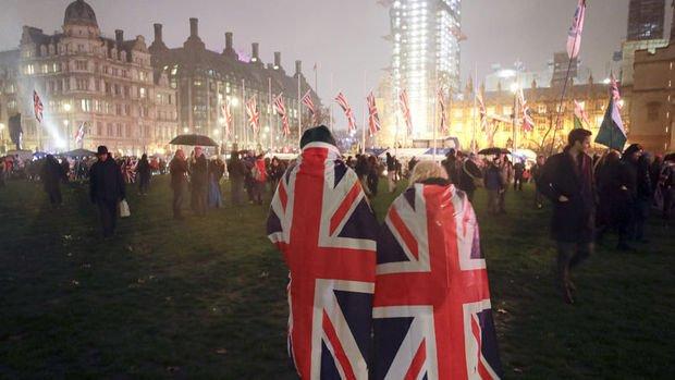 İngiltere'nin AB üyeliği 47 yıl sonra sona erdi