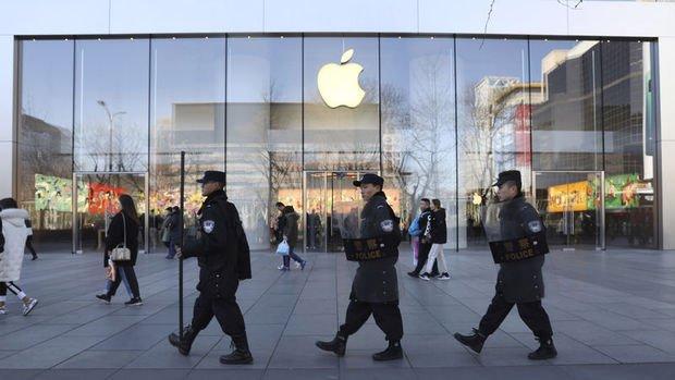 Apple'ın Çin'deki mağazaları kapatması 1 milyon iPhone satışını etkileyebilir