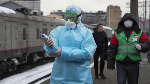 Rusya, koronavirüs salgını nedeniyle Çin'le yolcu demir yolu ulaşımını durdurdu