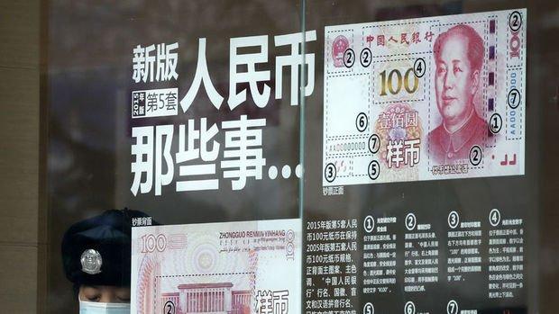 Asya paraları yuan öncülüğünde düştü