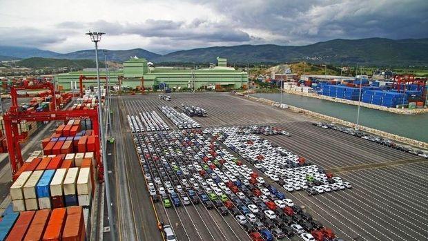 Ocak ayında en fazla ihracat otomotivde gerçekleşti