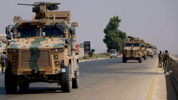 İdlib'de 6 asker şehit oldu, 7 asker yaralandı