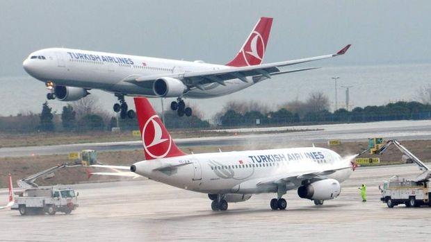 THY 4 Çin şehrine uçuşlarını Şubat sonuna kadar durduruyor