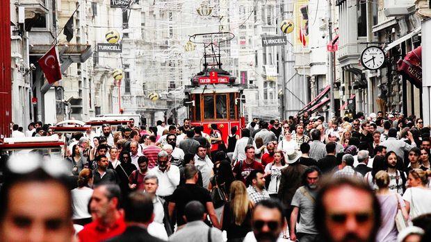 İstanbul'un nüfusu 15 milyon 519 bin kişi oldu