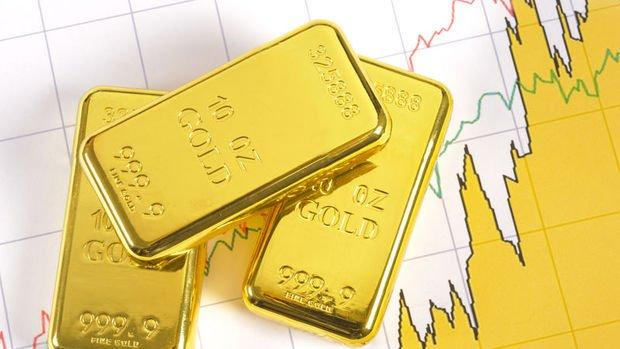 Altın destekli borsa fonlarındaki varlıklar rekor kırdı