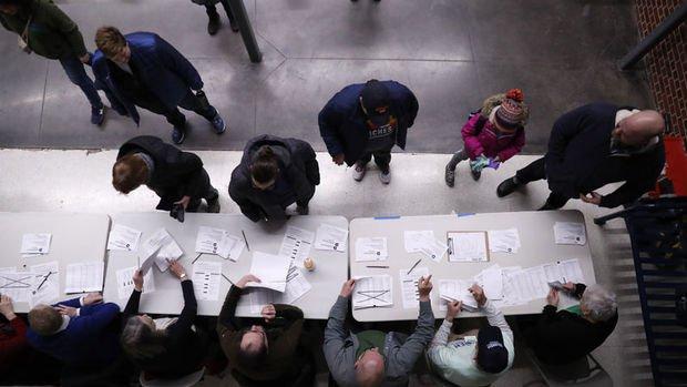 Iowa'daki tartışmalı ön seçimlerde Demokrat Parti sonuçların yüzde 62'sini açıkladı