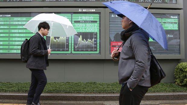Asya borsaları toparlanarak yükselişe geçti