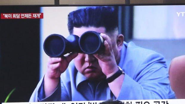 Kore Yarımadası üzerinde ABD istihbarat uçakları tespit edildi