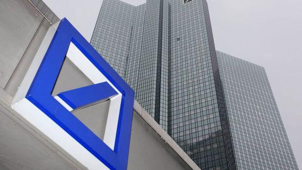Deutsche Bank hisseleri 4 yılın en güçlü yükselişini gerçekleştirdi