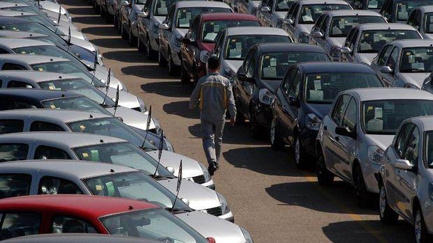 Binek otomobil ihracatı Ocak ayında yüzde 27 arttı