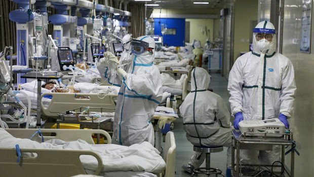 Koronavirüsün bulaştığı kişi sayısı 37 bin 559'a çıktı