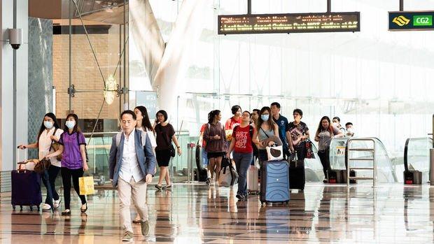 Singapur'da koronavirüs finans merkezine yayıldı